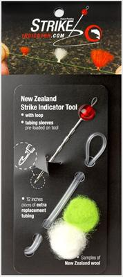 New Zealand Strike Indicator Tool Kit