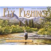 2019 The Art Of Fly Fishing Calendar