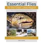 Essential Flies For Great Lakes--Jerry Darkes