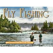 2018 The Art Of Fly Fishing Calendar
