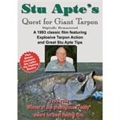 Quest For Giant Tarpon DVD