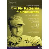 Tying Fly Patterns For Stillwaters DVD