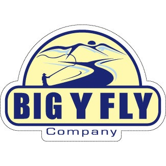 Big Y Fly Co Decal