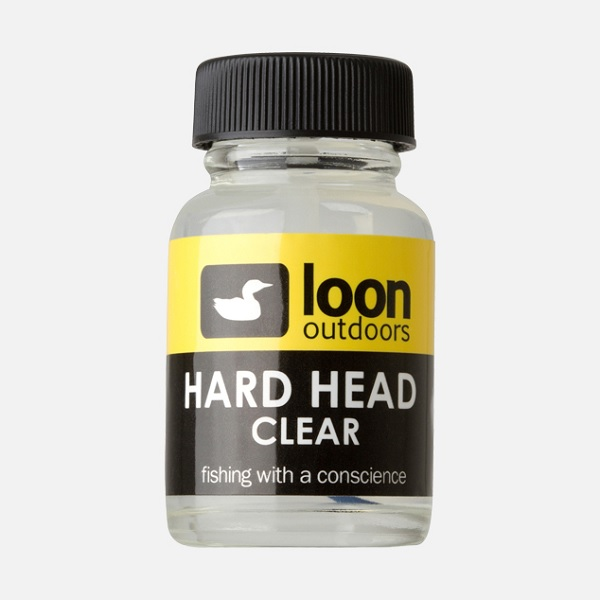 Loon Hard Head Fly Tying Cement