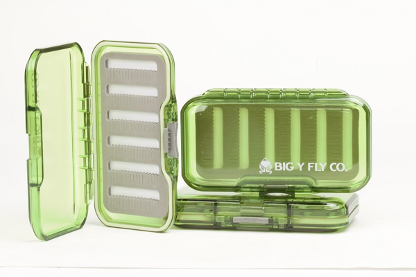 Big Y Spring Fly Box