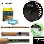 Closeout Spey Combo