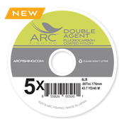 ARC Double Agent Fluoro Tippet--40m