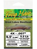 Frog Hair Great Lakes Steelhead Leader