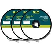 Rio Powerflex PLUS Tippet--3 Pack