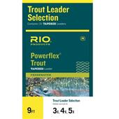 Rio Trout Leader Selection 9'