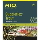 Rio Suppleflex Trout Leader 12'