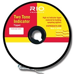 Rio Two-Tone Indicator Tippet--30 yards
