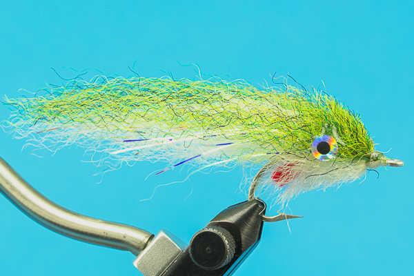 Minnow Olive/White